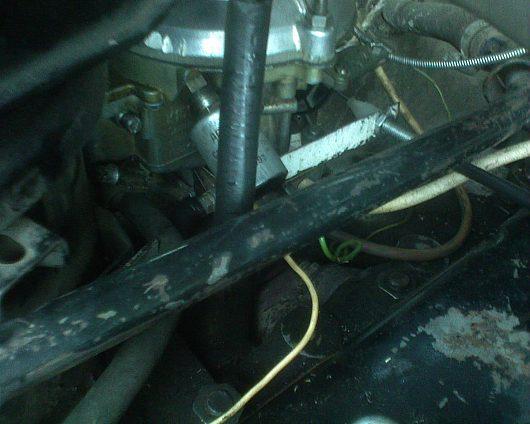 Фото №19 - замена тросика газа на ВАЗ 2110