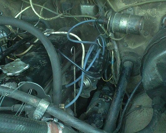 Фото №46 - замена тросика газа на 2110
