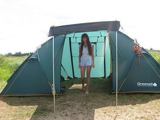 Палатка фото