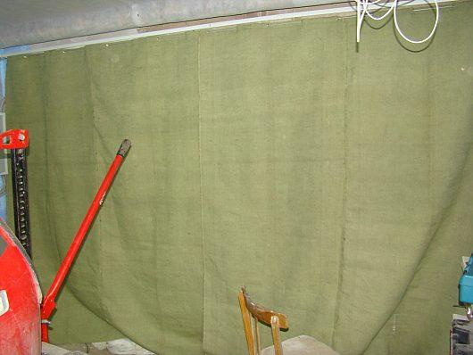 гаражные ворота шторки в рязани