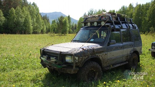 Land Rover Discovery(1/1restyle/2) плюсы и минусы