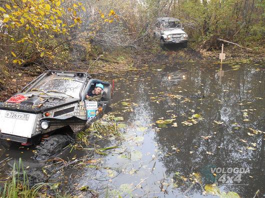 Официальное межрегиональное внедорожное соревнование Сумрак-Вологда4х4 | Автоспорт Вологодская область
