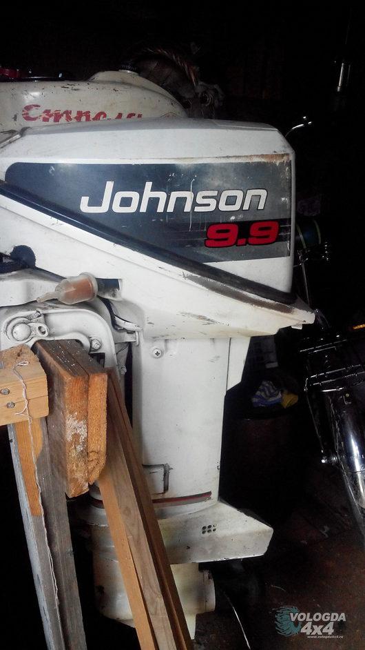 двухтактные лодочные моторы джонсон